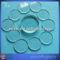 tempered borosilicate sight glass