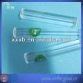glass tube big diameter clear