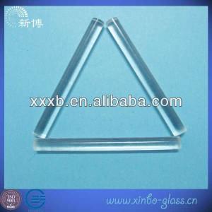 3.3 borosilicate clear glass rod