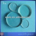 Heat Resistant circle Glass